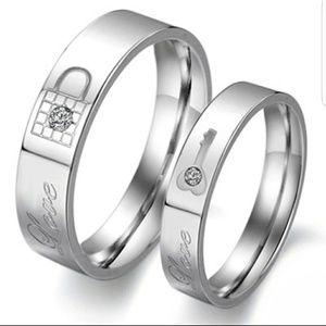 🚨Sale🚨Lock and Key Wedding Set👰🤵
